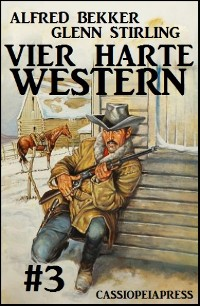 Cover Vier harte Western #3