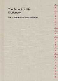 Cover The School of Life Dictionary