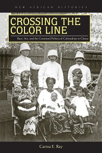 Cover Crossing the Color Line