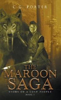 Cover The Maroon Saga