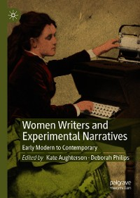 Cover Women Writers and Experimental Narratives