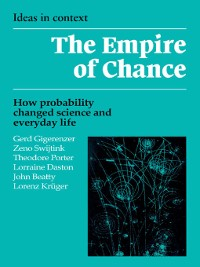 Cover The Empire of Chance