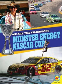 Cover Monster Energy NASCAR Cup