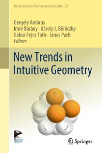 Cover New Trends in Intuitive Geometry