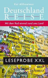 Cover Deutschlandreise (Leseprobe XXL)