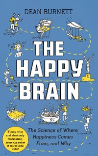 Cover The Happy Brain