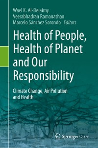 Cover Health of People, Health of Planet and Our Responsibility