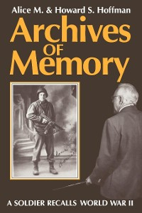 Cover Archives of Memory