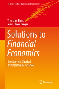Cover Solutions to Financial Economics
