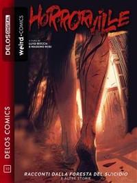 Cover Horrorville - Racconti dalla foresta del suicidio