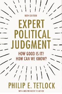 Cover Expert Political Judgment