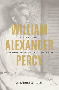 Cover William Alexander Percy
