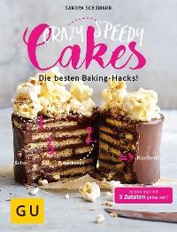 Cover Crazy Speedy Cakes