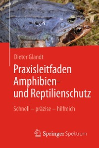 Cover Praxisleitfaden Amphibien- und Reptilienschutz