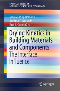 Cover Drying Kinetics in Building Materials and Components