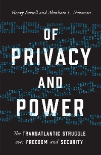 Cover Of Privacy and Power