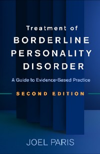 Cover Treatment of Borderline Personality Disorder, Second Edition