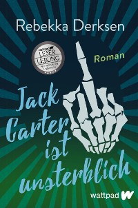 Cover Jack Carter ist unsterblich