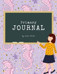 Cover Mermaid Primary Journal - Write and Draw (Printable Version)