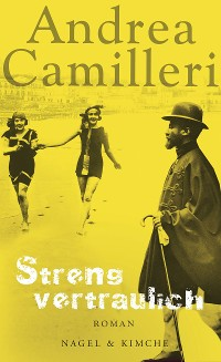 Cover Streng vertraulich