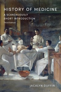 Cover History of Medicine