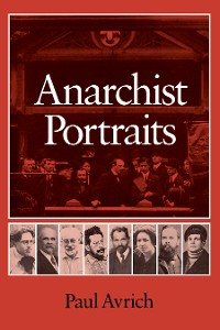 Cover Anarchist Portraits