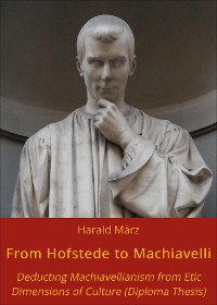 Cover From Hofstede to Machiavelli