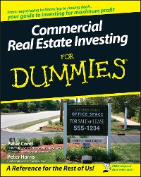 Cover Commercial Real Estate Investing For Dummies