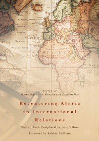 Cover Recentering Africa in International Relations