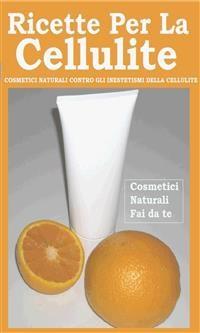 Cover Ricette per la cellulite