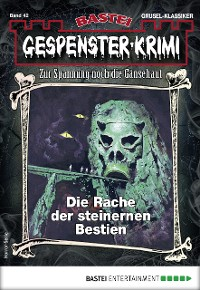 Cover Gespenster-Krimi 42 - Horror-Serie