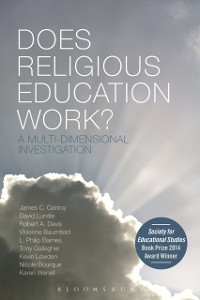 Cover Does Religious Education Work?