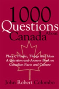 Cover 1000 Questions About Canada