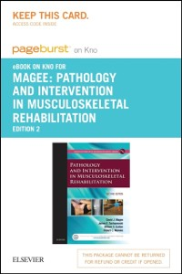 Cover Pathology and Intervention in Musculoskeletal Rehabilitation - E-Book