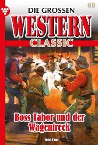 Cover Die großen Western Classic 68 – Western