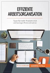 Cover Effiziente Arbeitsorganisation