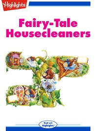 Cover Fairy-Tale Housecleaners