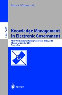 Cover Knowledge Management in Electronic Government