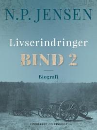 Cover Livserindringer. Bind 2
