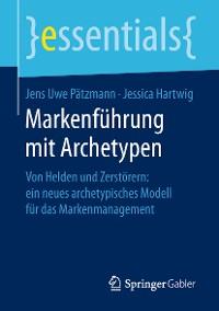 Cover Markenführung mit Archetypen