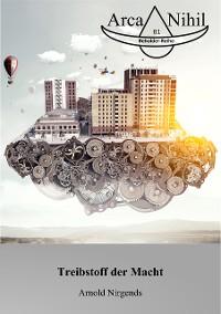 Cover Treibstoff der Macht