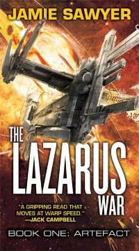 Cover Lazarus War: Artefact