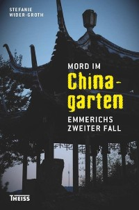 Cover Mord im Chinagarten