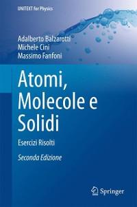 Cover Atomi, Molecole e Solidi