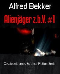 Cover Alienjäger z.b.V. #1