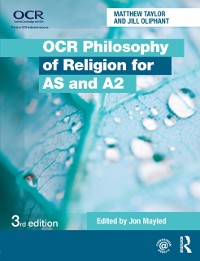 Cover OCR Philosophy of Religion for AS and A2