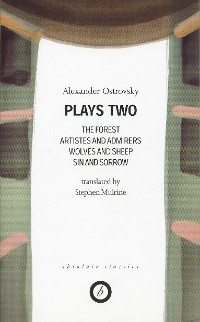 Cover Ostrovsky: Plays Two