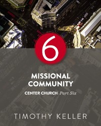 Cover Missional Community