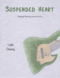 Cover Suspended Heart - Finding Harmony Series, Book 4