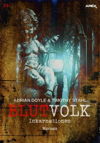 Cover BLUTVOLK, Band 23: INKARNATIONEN